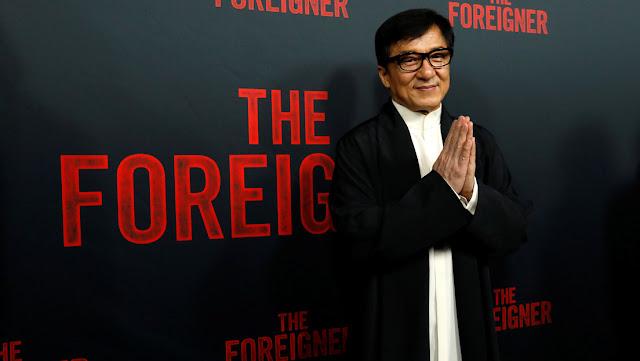 Jackie Chan promete 142.000 dólares a quien cree un antídoto contra el nuevo coronavirus