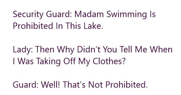 security jokes
