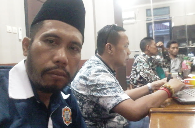 """Cakra"" Dampingi Edi Tuntut Penghitungan Ulang"