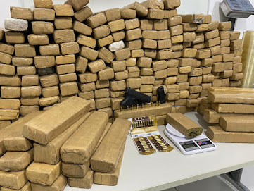 Operação das polícias de Sergipe e Alagoas  desarticula rota interestadual de tráfico de drogas que incluía Pão de Açúcar/AL e Niterói/SE