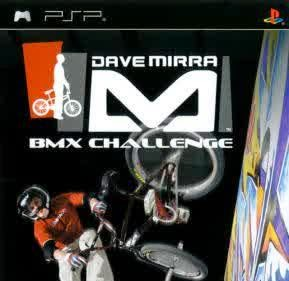 Download Dave Mirra BMX PSP