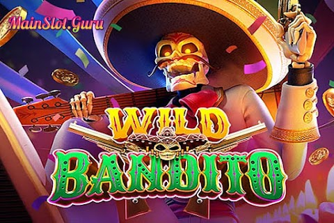 Main Gratis Slot Wild Bandito (PG Soft)   96.73% RTP