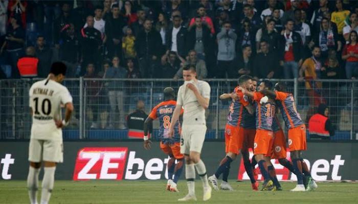 موعد مباراة باريس سان جيرمان ومونبيلييه في الدوري الفرنسي