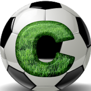 Abecedario hecho con Césped en Pelota de Fútbol.