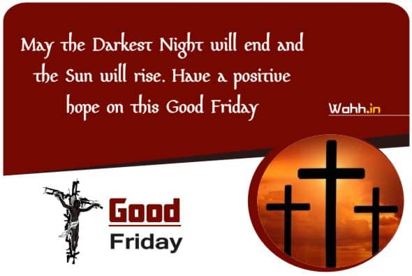 Good Friday Quotes In English With Images