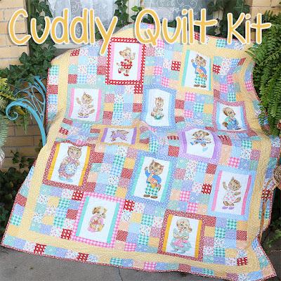 http://www.fatquartershop.com/cuddly-quilt-kit