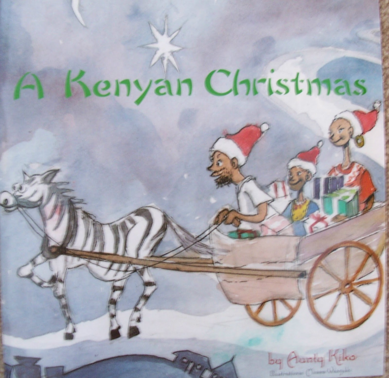 Crafty Moms Share: Christmas in Kenya in February