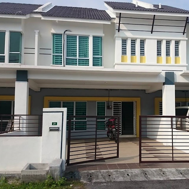 Homestay di Seri Iskandar