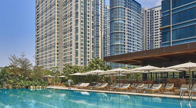 The Grand Hyatt Manila