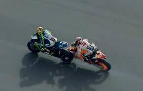 Rossi vs Marquez MotoGP Silverstone Inggris 4 september 2016