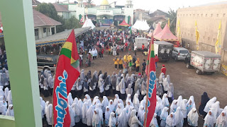 Ribuan Warga Hadiri Bazar Layanan Publik