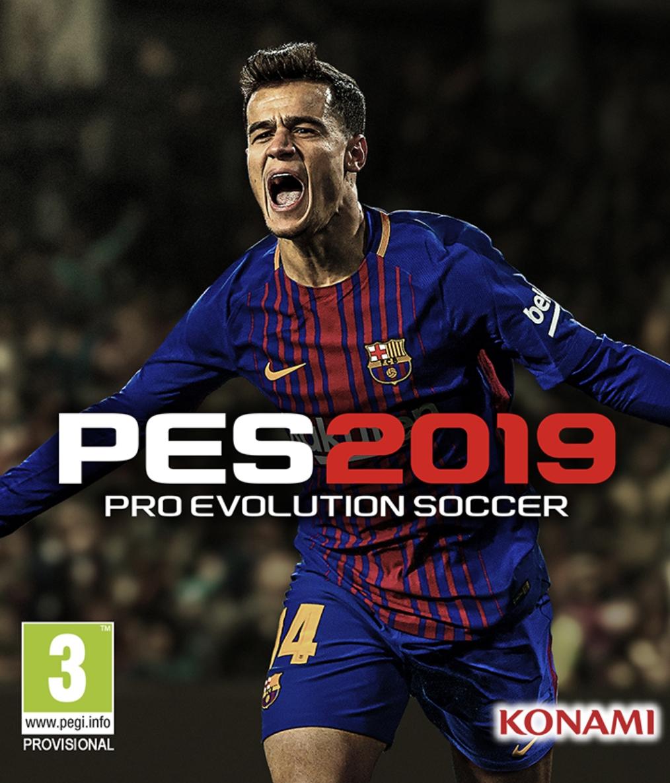 مراجعة لعبة PES 19 نسخة كاملة