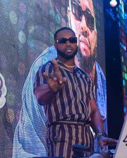 DJ Neptune's Nobody Hits 8Million Streams in Less than a Month