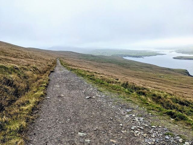 Bray Head Loop Trail on Valentia Island Ireland
