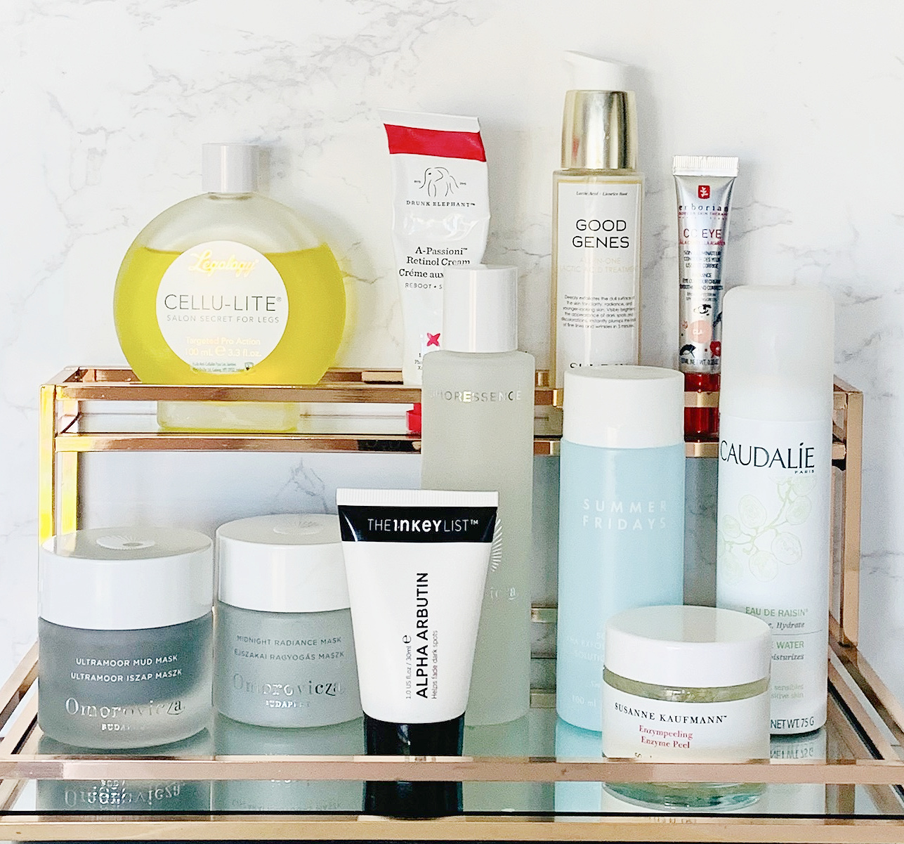 The best solution based products