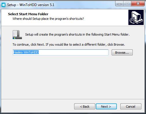 Hướng dẫn cài đặt phần mềm WinToHDD đơn giản d