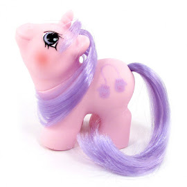 My Little Pony Snookums Year Five Newborn Twin Ponies G1 Pony