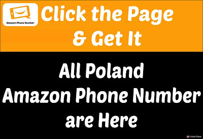 Amazon Phone Number Poland | Get all Poland Amazon Number are Here