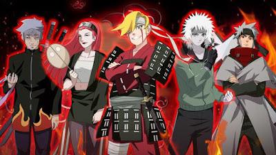 Will of Shinobi Naruto apk download