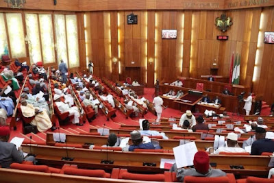 Nigerian Senate To Reduce Political Parties From 91 To 5