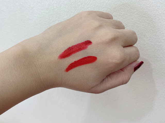 Cathy Doll Social Heart Vivid Tints swatch