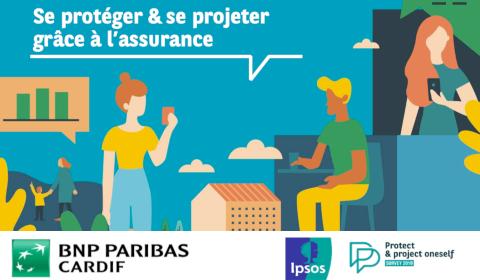 BNP Paribas Cardif - Se protéger et se projeter grâce à l'assurance