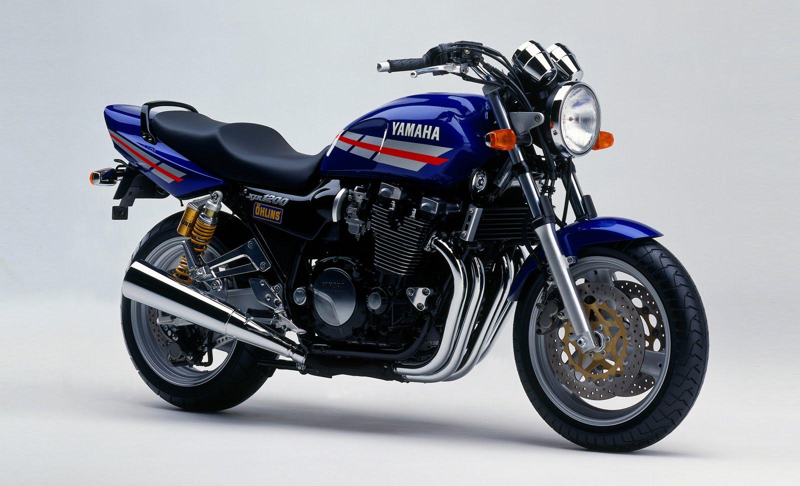 Οι αγαπημένες μου μοτοσυκλέτες & αυτοκίνητα: Yamaha xjr 1200