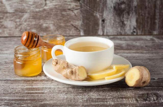 ¿Cómo perder peso con el té de jengibre?