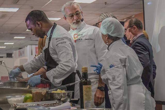 Chef Pasquale Caliri