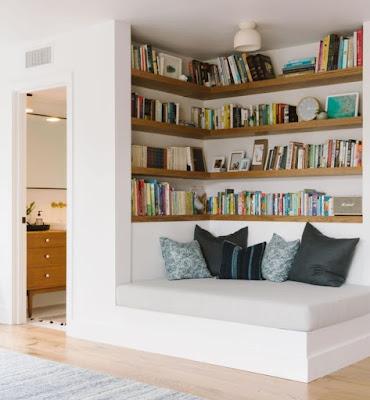 Reading corner favorit