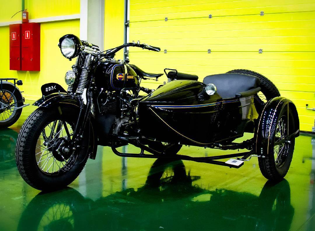 Sejarah Motor Perang - Kurogane Tipe 95 1939