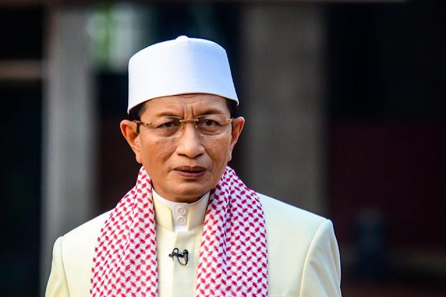Profesor KH Nasaruddin Umar Batal Bawakan Tabligh Akbar Hari Santri di Bone, Diduga Ini Penyebabnya