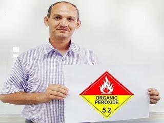 Dangerous Goods Class 5   | Oxidizing Substances and Organic Peroxides