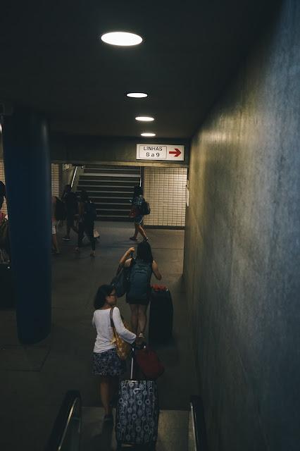 ポルト=カンパニャン駅(Estação Ferroviária de Porto-Campanhã)