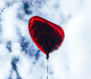 Balloon Heart & Love DP 2019
