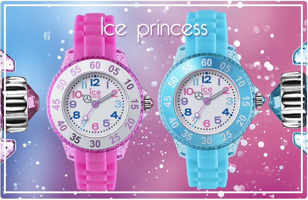 montre Ice watch fille princess