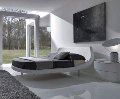 15 Desain Tempat Tidur Minimalis Modern Terbaru 2016 - 011