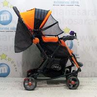 pliko grande baby stroller