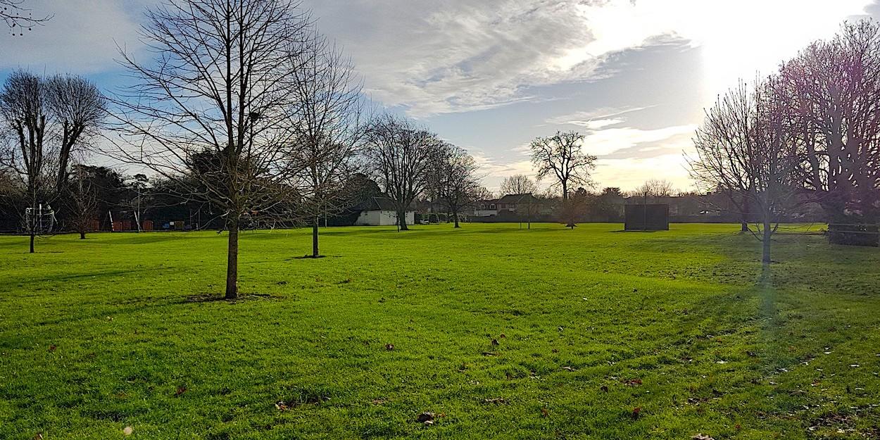 Warner's Park, St Ives