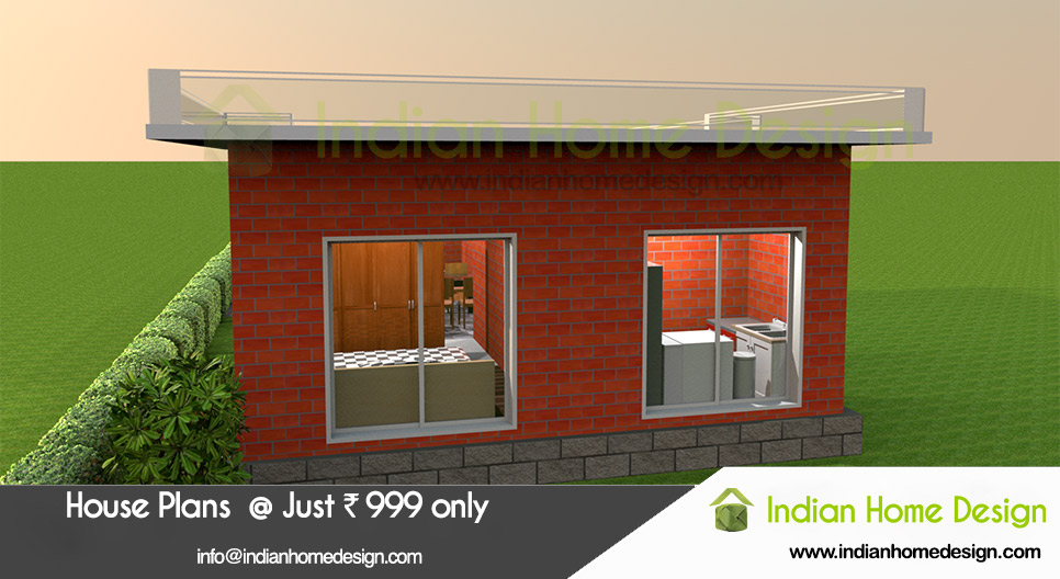 Traditional Indian house plans