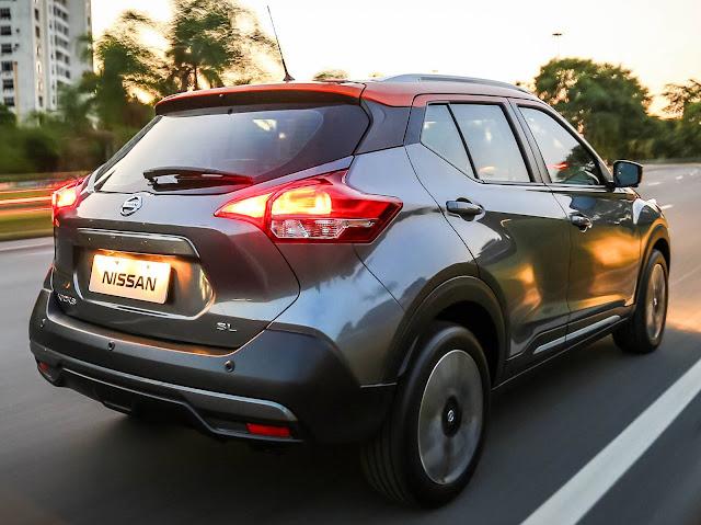Novo Nissan Kicks