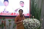Rio Dondokambey Resmi Dilantik Ketua KNPI Sulut. Kandouw : KNPI Harus Mampu Pertahankan Kesolidan Dalam Berorganisasi