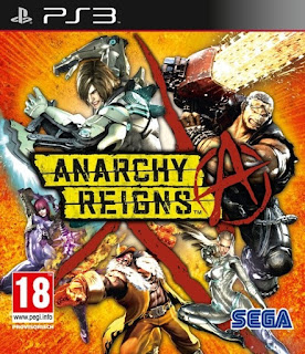 ANARCHY REIGNS PS3 TORRENT
