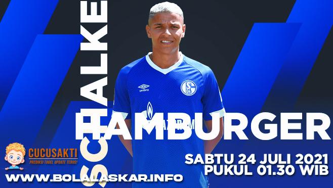 Prediksi Bola Schalke Vs Hamburger Sabtu 24 Juli 2021