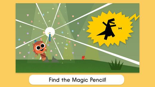 Arties-Magic-Pencil-Apple's-free-app-of-the-week-App Store
