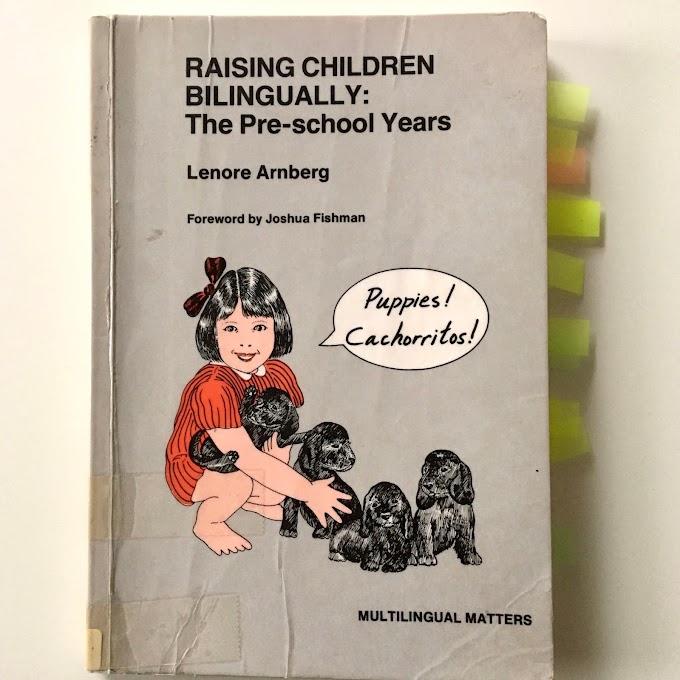 'Raising children bilingually: The Pre-school Years' - recenzja
