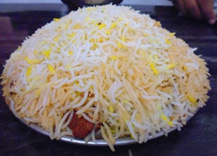 Makanan enak di Hyderabad