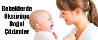 Bebekler için öksürük kürü