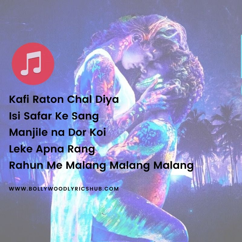 Malang Title Song Lyrics Bollywood Lyrics Hub
