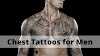 125+ Best Chest Tattoos For Men (2020) - Tatoosdesign.com